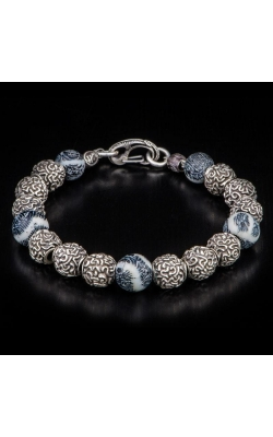 Silver Beads and Bracelets's image