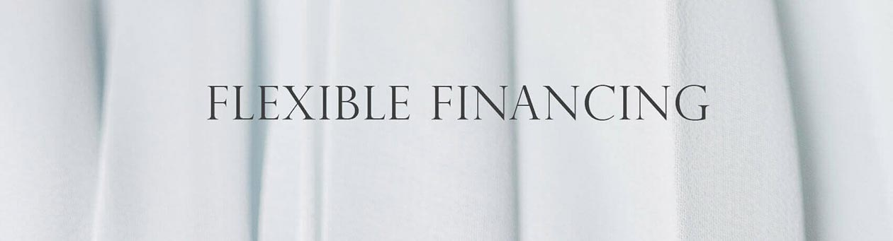 Flexible financing